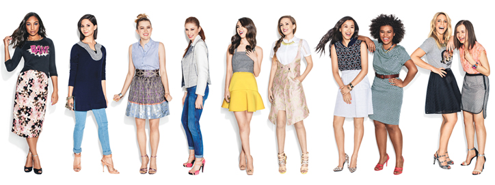 Glamour Top Ten College Women - 2013 Cohort