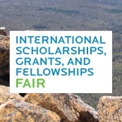 International Scholarships, Grants, and Fellowships Fair